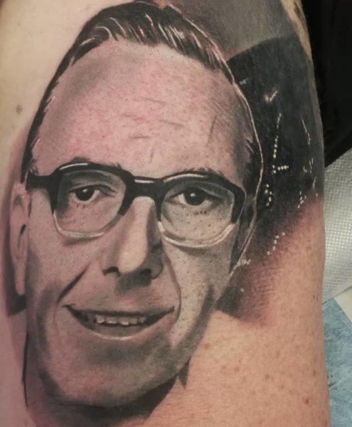 Bohemian Tattoo Arts - greywash tattoo