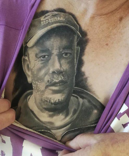 greywash tattoo