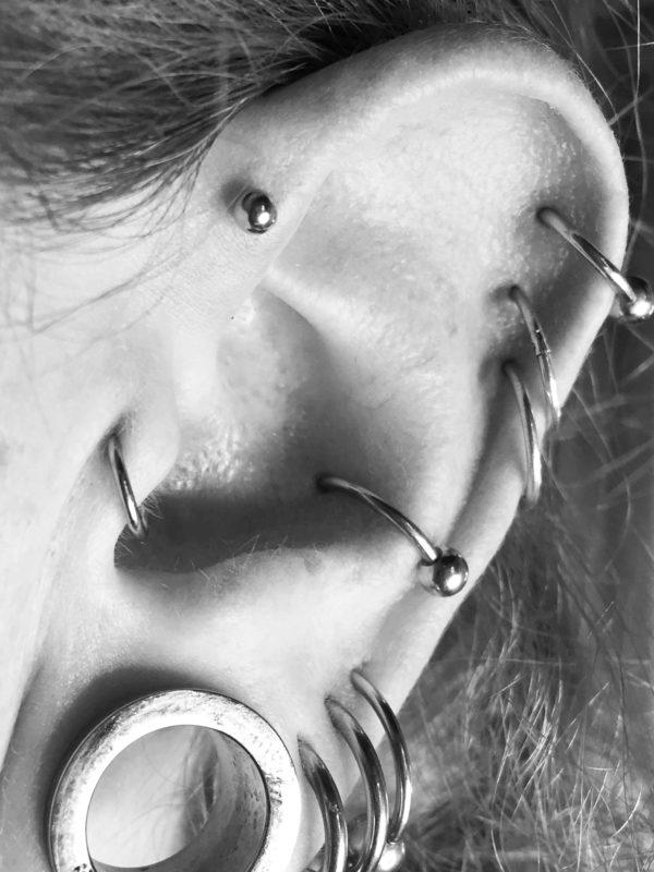 Bohemian Tattoo Arts Piercing by Mo