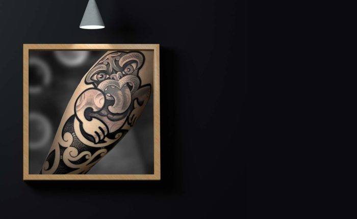 Bohemian Tattoo Arts Maori Kiri Tuhi