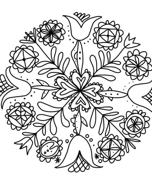 Bohemian Tattoo Arts - Ornamental Tattoo