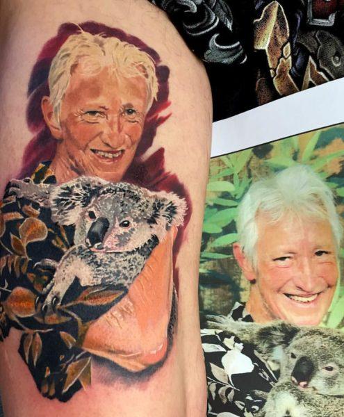 Bohemian Tattoo Arts - Realistic Tattoo
