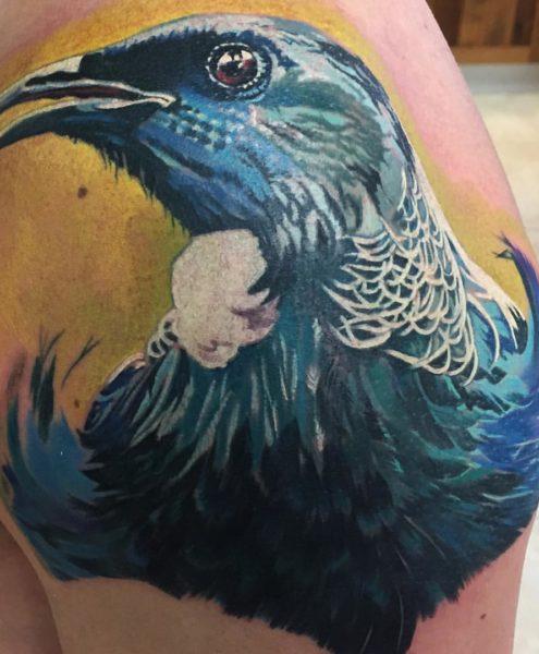 Bohemian Tattoo Arts - Realistic Tattoo Tui